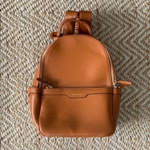 Mina Kay backpack- Camel
